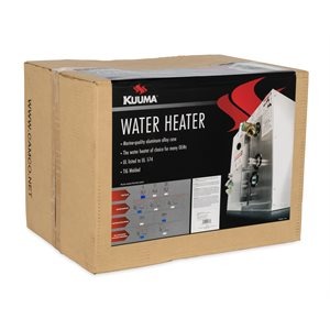 6 Gal Water Heater - 240V (L1&L2 Wiring) Front Heat Exch,Fr / Back Mount