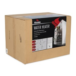 11 Gal Water Heater - 240V (L1&L2 Wiring) Front Heat Exch,Side Mount