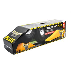 Trailer Aid PLUS - Yellow, boxed