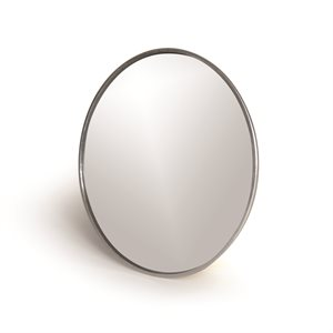 "Blind Spot Mirror - 3.75"" Convex Bilingual"