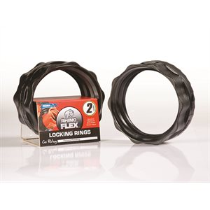 RhinoFLEX Locking Rings - Locking Rings