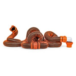 RhinoEXTREME Sewer Hose Kit - Kit - 20 ft