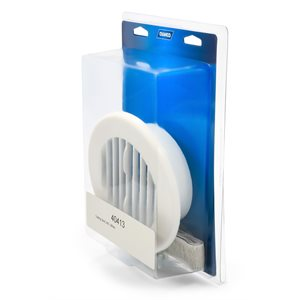 A / C Ceiling Vent - White
