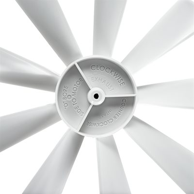 Camco Replacement RV Vent Inverse Fan Blade