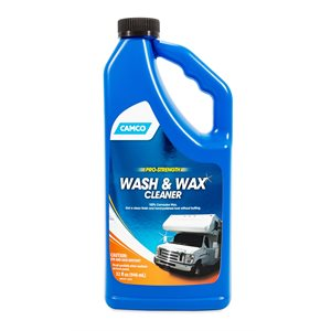 Wash & Wax - 32oz.