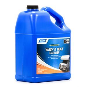Wash & Wax - 1 Gallon