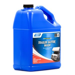 Trailer Glitter Wash - Pro-Strength, 1 Gallon