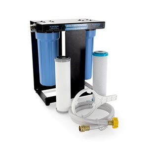 EVO X2 Dual Stage Premium RV Water Filter Kit