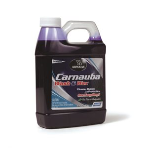 Carnauba Wash & Wax - 32oz.