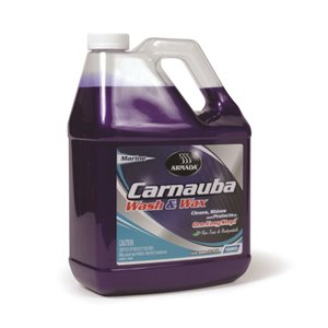 Carnauba Wash & Wax - Gallon