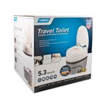 Travel Toilet - T5.3 gal Bilingual