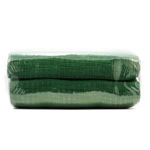 Awning Mat 9' x 12' - Green Reversable Bilingual