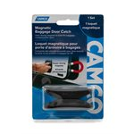 Camco Magnetic Baggage Door Catch, Set of 2, Black