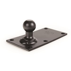 Trailer Tongue Ball & Plate - Plate