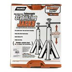 Eaz-Lift Telescopic Jack - Set of 2