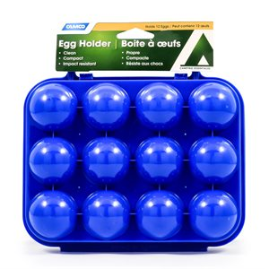 Egg Holder - Holds 12 eggs Bilingual