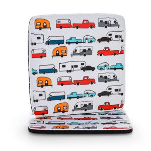 Life is Better at the Campsite- Neoprene Coasters- RV Design