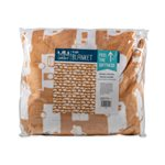 Camco Life is Better at the Campsite Plush Fleece Blanket, Autumn Gold, Queen Size