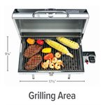 Olympian 5500 - Stainless Steel RV Grill