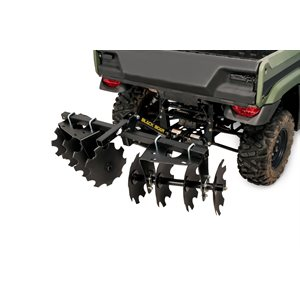 Black Boar ATV Disc Harrow Implement - Disc Harrow Implement