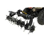 Black Boar ATV Plugger Implement - Plugger Implement