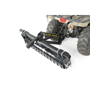 Black Boar ATV Cultipacker Implement - Cultipacker Implement