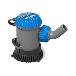 "Bilge Pump, 600GPH, 3 / 4"" Outlet"